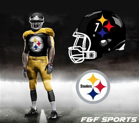 nfl uniform concept ff sports