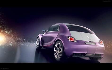Citroen Revolte Concept Widescreen Exotic Car Wallpapers
