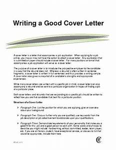 writing a good cover letter sample by cathleen hanson tpt With how to write a good cover letter for employment