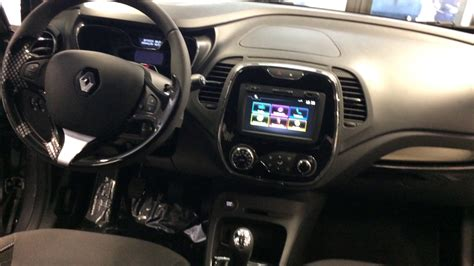 captur interior zen energy dci  cv youtube
