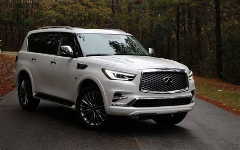 Infiniti Qx80 Wallpaper by 2019 Infiniti Qx80 Interior Platform Design Engine