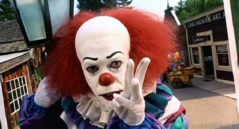les  clowns les  terrifiants du cinema