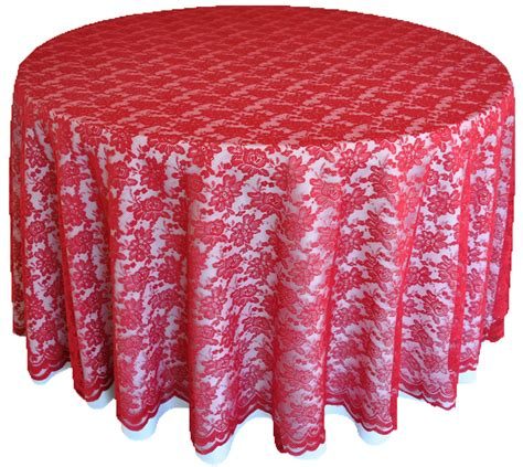 round lace table overlays apple red lace table overlays linens toppers round