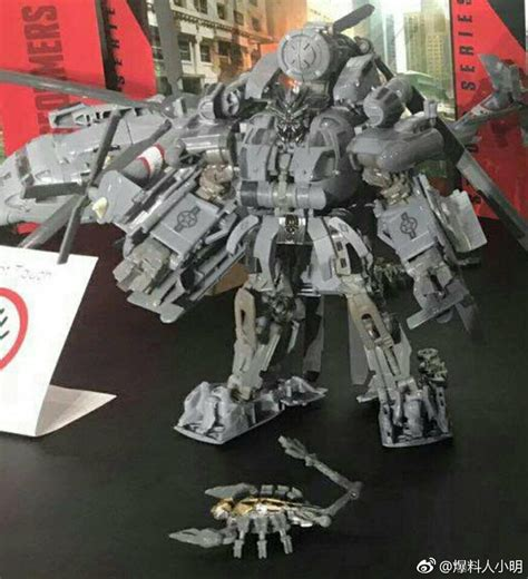 transformers  series leader blackout revealed