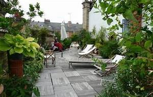 comment amenager un petit jardin de ville With amazing comment amenager un jardin tout en longueur 0 amenagement jardin en longueur