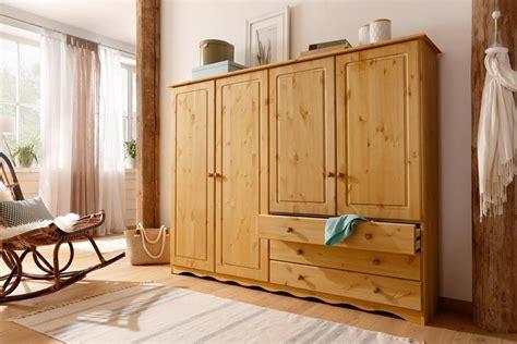 Home Affaire Wäscheschrank »minik« In 3 Farben, Höhe 140