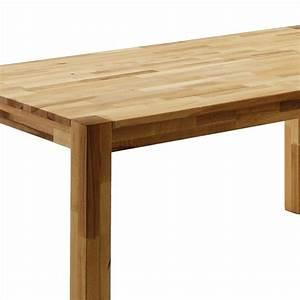 Tischplatte 140 X 80 : esstisch pea in kernbuche massiv ge lt 140 x 80 cm ~ Bigdaddyawards.com Haus und Dekorationen