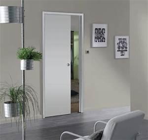 Porte Coulissante à Galandage : les portes coulissantes gagnez de la place diy ~ Dailycaller-alerts.com Idées de Décoration