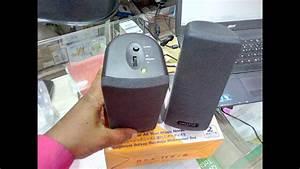 Creative Sbs A35 Speaker Unboxing  U0026 Sound Testing
