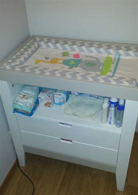 mueble cambiador bebe bañera de bebé con patas de soporte mamuchi es