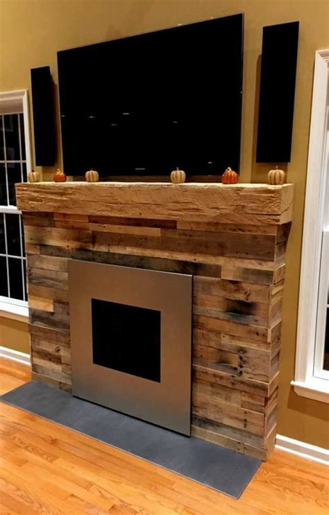 pre fab wood wall panels reclaimed pallet wood paneling