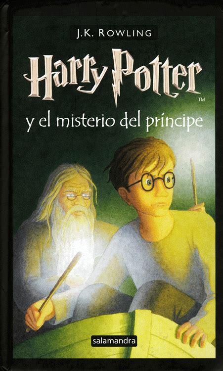 Empieza a leer el libro harry potter y el misterio del príncipe online, de jk rowling. Portadas de Harry Potter - El guardián de libros