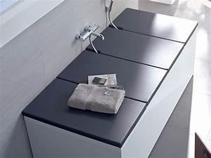 Abdeckung Für Badewanne : liegefl che badewanne bathtub cover by duravit ~ Frokenaadalensverden.com Haus und Dekorationen