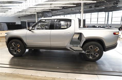 Electric Pickup Truck Comes To Market And It's Not From