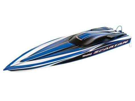 Traxxas Nitro Boats For Sale by Traxxas Spartan 2 4ghz Rtr Boat With Brushless System