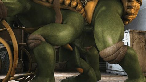 Rule 34 3d Anal Anal Sex Animated Anthro Balls Donatello
