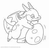 Dragon Egg Coloring Roll Eggs Dragonvale Template Deviantart Chrome Sketch sketch template
