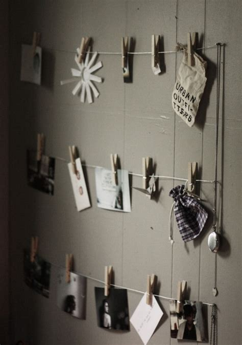 Postkarten Aufhängen Ideen by 55 Coole Inspirationen Zur Wanddekoration Aus Aller Welt