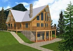 Easy, Log, Cabin, Easy, House, Ideas, Minecraft