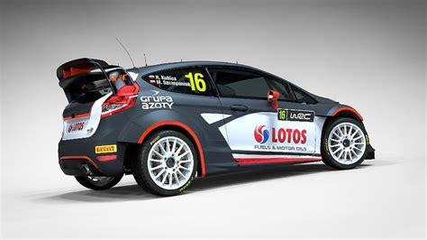 Robert Kubica Rallye Ford Wrc 2015 Viral by Team Kubica Wins Wrc Livery Poll Rallystar