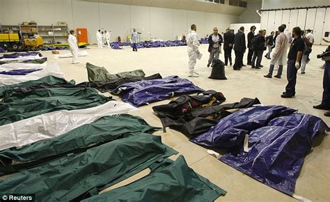 How Long From Libya To Italy By Boat by Hundreds Of Immigrants Feared Drowned Off Italy Daily