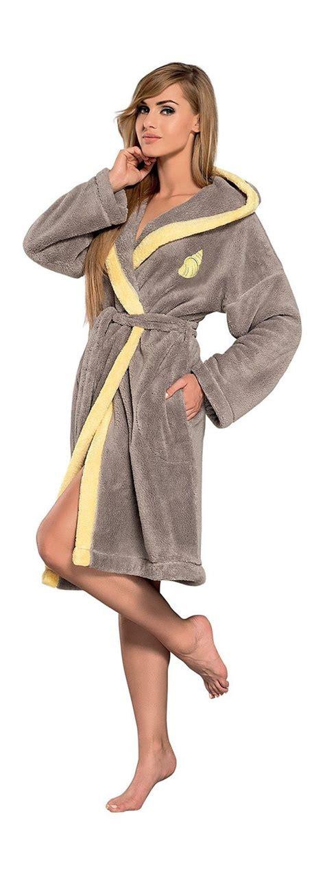 robe de chambre eponge femme les 25 meilleures idées de la catégorie peignoir de bain