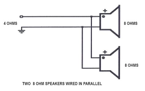 Wiring 8 Ohm Speaker In Series by 2 Zones Per 1 Connect Sonos Community