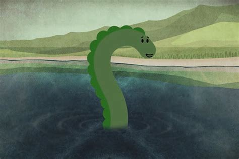 nessie loch ness monster learnenglish kids british council