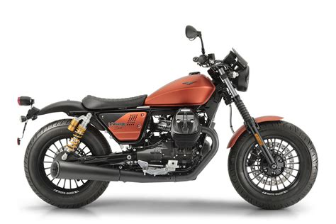 Modification Moto Guzzi V9 Bobber by 2019 Moto Guzzi V9 Bobber Sport Guide Totalmotorcycle