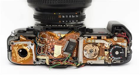 photo camera  mechanics  image