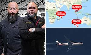 Radio DJs crowdfund their own search for MH370 - and will ...