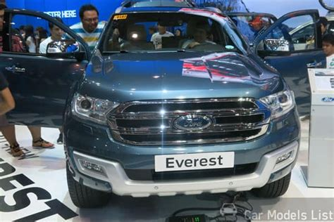 Detailed Review Of Ford Everest Model