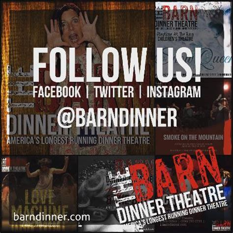 The Barn Greensboro Nc by The Barn Dinner Theatre Greensboro All You Need To