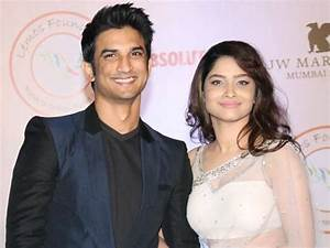 Sushant won't talk about former girlfriend Ankita without ...