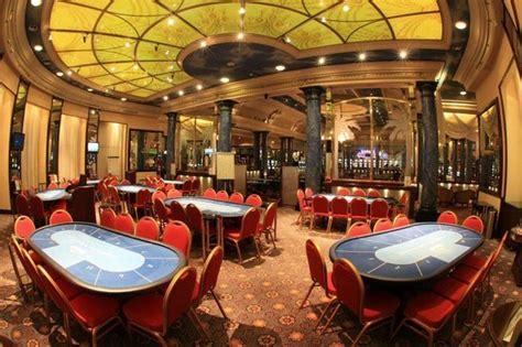 La Sala Interna Del Bar Italiano Al Mamounia Hotel