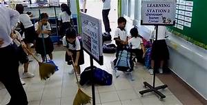 In Singapore, school children to clean classrooms and ...