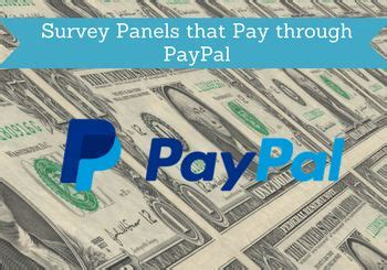 Tips paid surveys through paypal review
