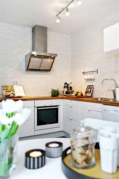 La Cuisine Blanche Et Bois En 102 Photos La Cuisine Blanche Et Bois En 102 Photos Inspirantes