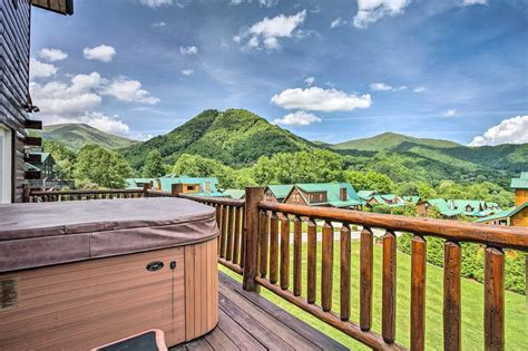 Maggie Valley Cabin Rentals With Tub by Maggie Valley Cabin W Tub Room Updated