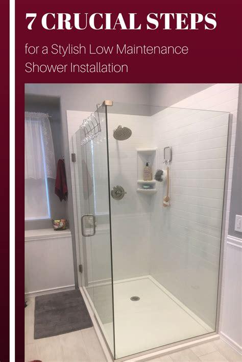 maintenance shower innovate building solutions blog
