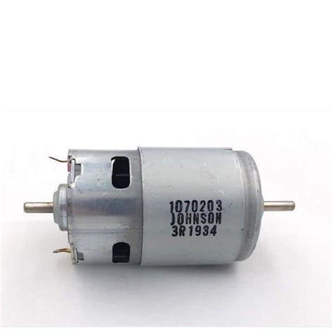 Johnson Electric Motors by Johnson Rs 775 Electric Motor Dc 12v 18500rpm High Speed
