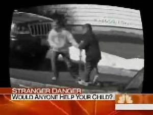 Bystander Effect - people watch girl being abducted - YouTube