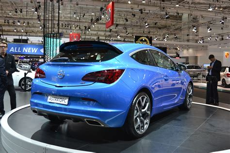 Opel Astra Opc by Opel Cars News Astra Opc Launched From 42 990