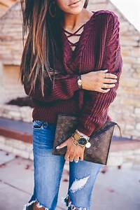 Styling Boyfriend Jeans During This Fall | The Sweetest Thing