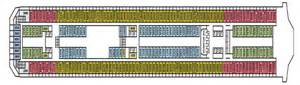 international cruise carnival splendor deck plan