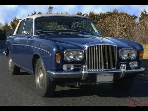 bentley corniche coupe 1973 bentley corniche 6 8l coupe fhc by m p w one
