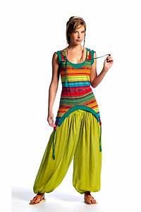 robe ethnique 619 tunique hippie chic vetement femme With robe hippie chic courte