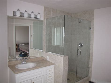 Glass Bathroom Mirrors by Mirror Installations For Your Nanaimo Home Baywood Glass