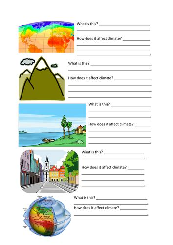 factors that effect climate by mr grumpy teaching resources