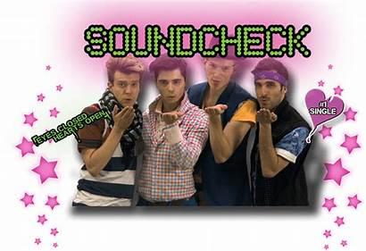 Squad Soundcheck Odd Pbs Sound Check Doors